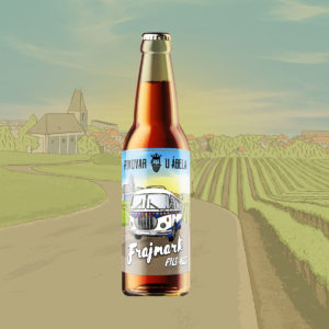 remeselné pivo, Frajmark, Pils Ale, craftbeer