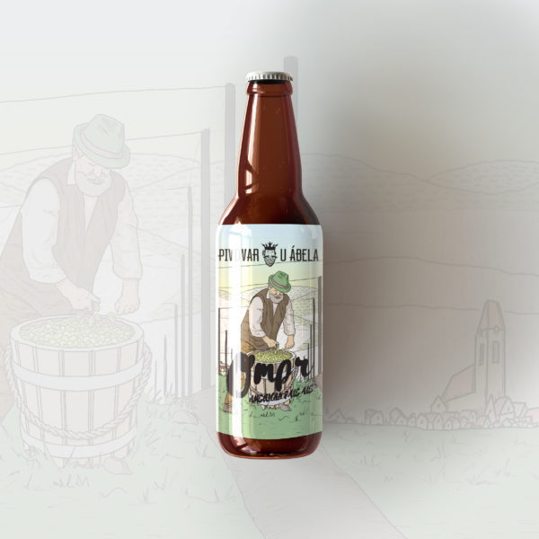remeselné pivo, Ompr, APA, craftbeer