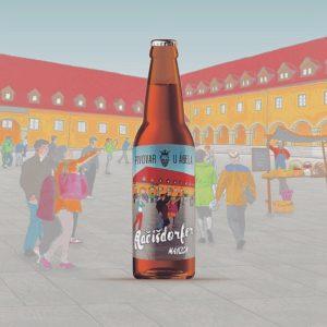 Račišdorfer, märzen, craftbeer,remeselné pivo