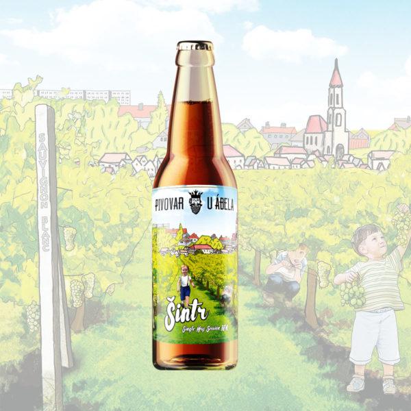 remeselné pivo, Šintr, craftbeer, session ipa