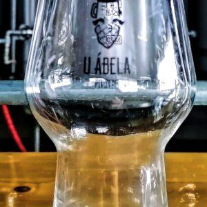 pivné sklo, APA, craftmaster pohár na pivo