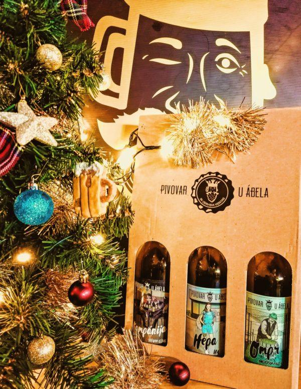 Vianočný darček, remeselné pivo, darček pre muža, remeselný pivovar, craftbeer, pivo