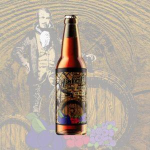 Pivovar U Ábela, pivo, barrel aged